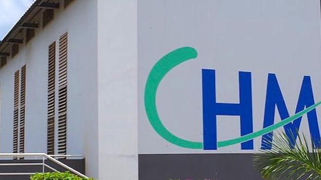 Le Centre hospitalier de Mayotte (crédit : CHM)