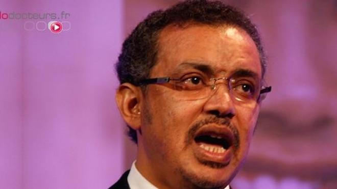 Tedros Adhanom Ghebreyesus, en juillet 2012. (cc-by-sa Russell Watkins)