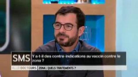 Y a-t-il des contre-indications au vaccin contre le zona?