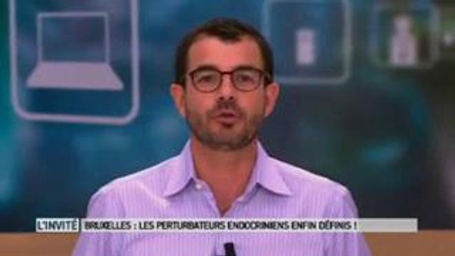Entretien avec François Veillerette, directeur de Générations Futures