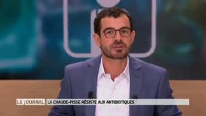 L'OMS avait déjà signalé en 2012 la résistance accrue de la gonorrhée aux antibiotiques - Vidéo : entretien avec le Pr Pierre-Marie Girard, infectiologue