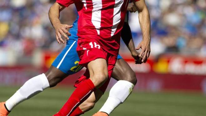 Les footballeurs sont les sportifs plus touchés par la pubalgie.
