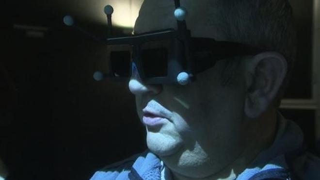 En France, la proportion d'aveugles est estimée à 0,14%.