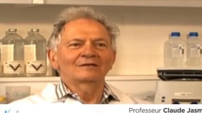Claude Jasmin a fondé l'association Vaincre le cancer en 1987.