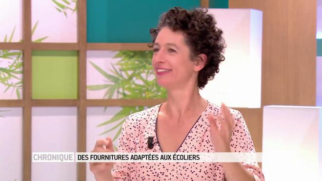 """""""Des fournitures adaptées aux écoliers"""", chronique de Setti Dali du 4 septembre 2017"""