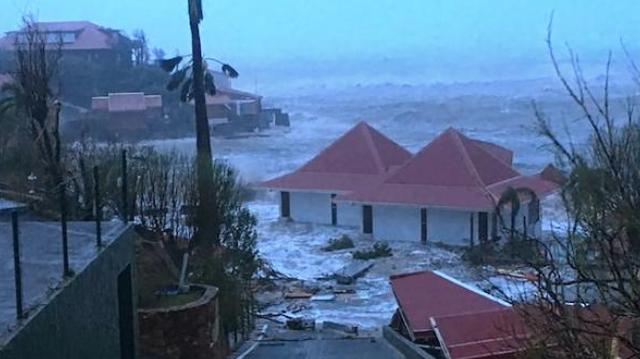 """Ouragan Irma : """"la plus grande urgence, c'est la question de la santé"""""""