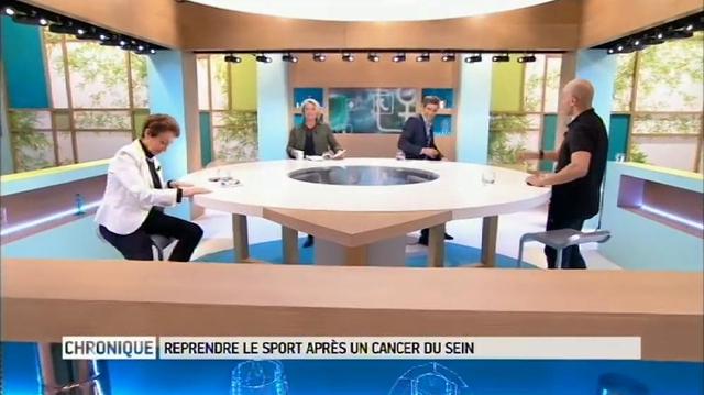 Cancer du sein : du sport pour limiter les récidives