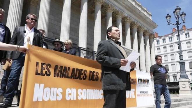 En février 2012, la justice a reonnu Monsanto coupable de l'intoxication de Paul François.
