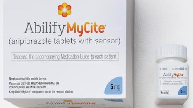Un médicament connecté pour contrôler la prise des traitements