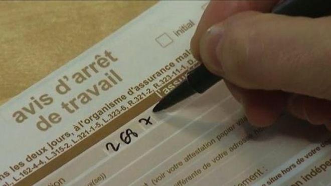 Un Français sur cinq continue de travailler malgré un arrêt maladie