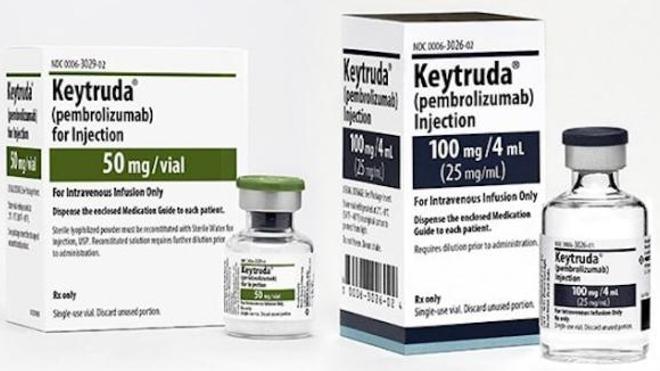 Anticancéreux innovants : le prix du Keytruda désormais fixé