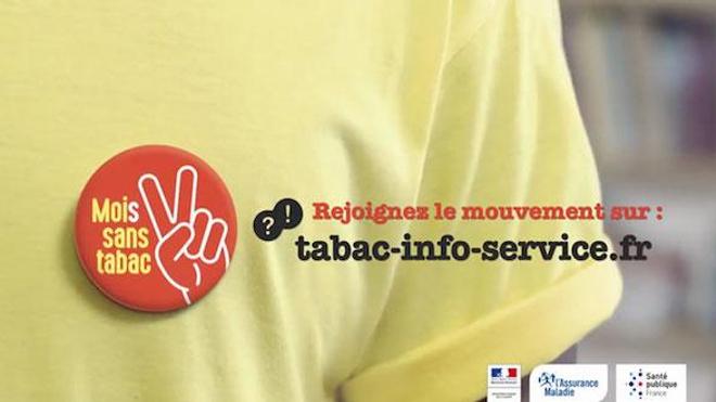 Mois sans tabac : 157.000 participants pour la deuxième édition