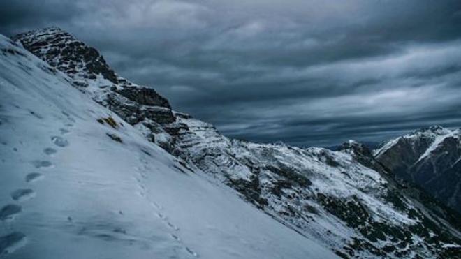 Dans les Alpes, les migrants en danger de mort