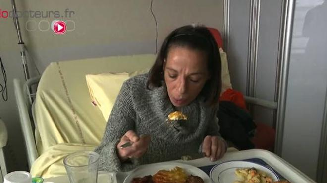 Nourriture à l'hôpital : ça ne s'améliore pas