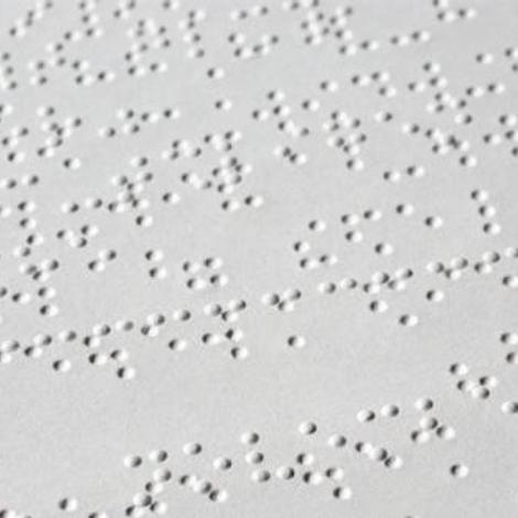 Une brève histoire du braille