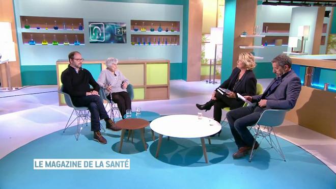 Entretien avec Colette Brull-Ulmann, pédiatre résistante, et avec Jean-Christophe Portes, journaliste écrivain
