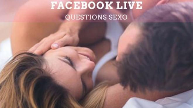 Sexualité : les réponses à vos questions sur notre Facebook Live