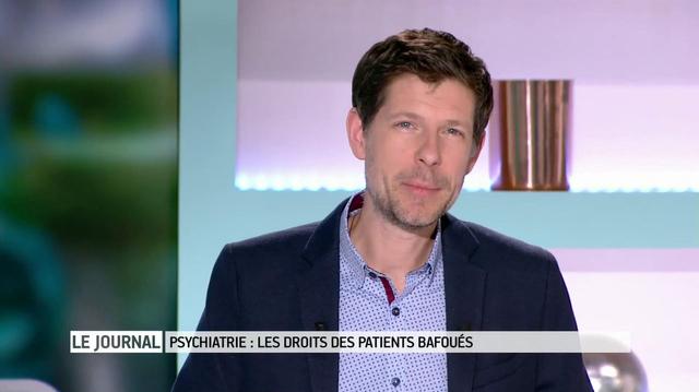Maltraitance à l'hôpital psychiatrique : que dit le rapport ?
