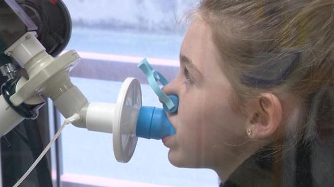 Pneumopathies interstitielles : des enfants sous haute surveillance