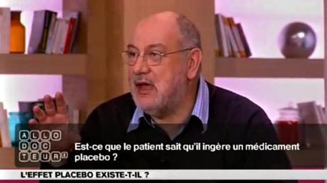 Placebo : que sait le patient?