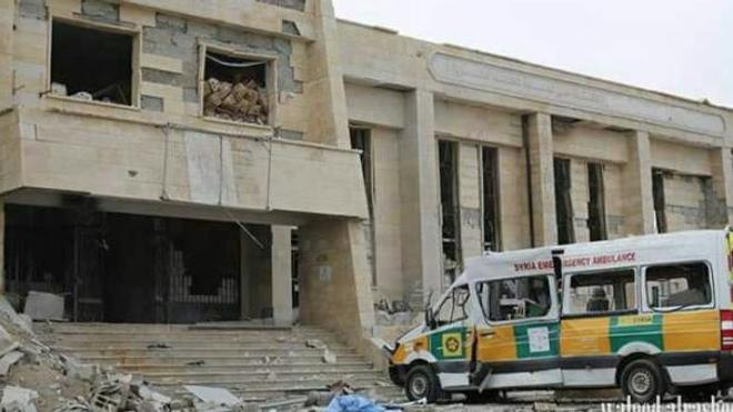Syrie : le calvaire des médecins de la Ghouta