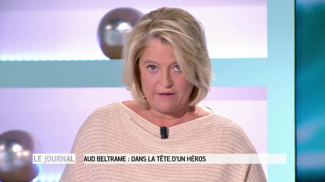 Arnaud Beltrame, dans la tête d'un héros