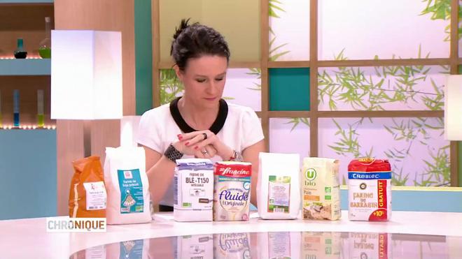 """""""Bien choisir sa farine"""", chronique d'Angélique Houlbert, diététicienne, du 6 avril 2018"""