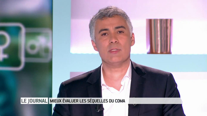 """""""Sport de haut niveau : les causes de la mort subite"""", les explications avec Marina Carrère d'Encausse et Régis Boxelé"""