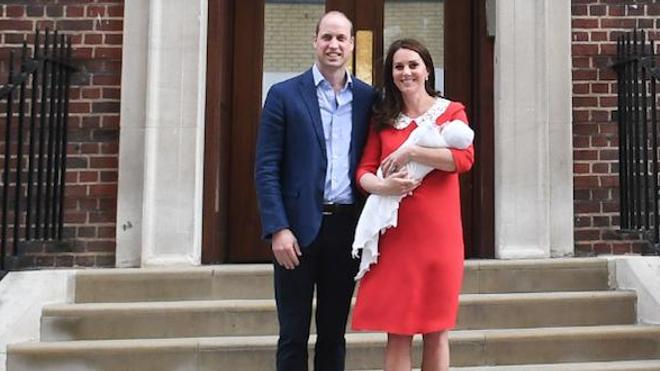 Royal baby : pourquoi les Françaises restent-elles plus longtemps à la maternité que Kate Middleton ?