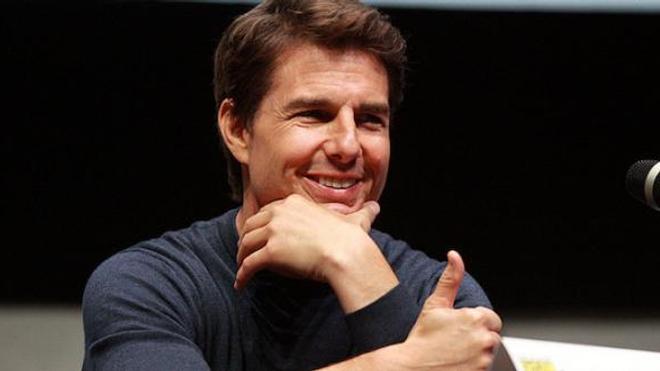 Tom Cruise au ComicCon de San Diego en 2013.