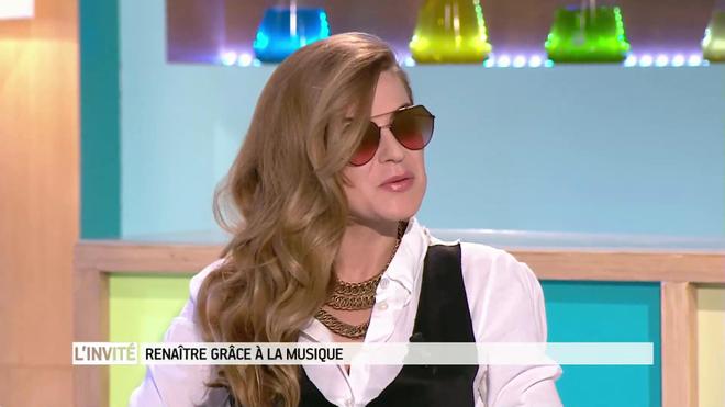 """""""Renaître grâce à la musique"""", entretien avec Melody Gardot, auteur-compositeur-interprète"""