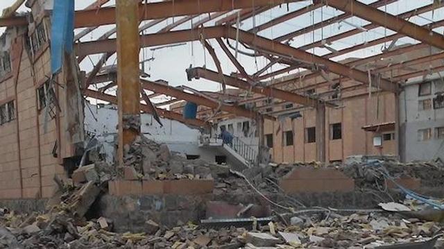Médecins sans frontières interrompt ses activités au Yémen après un raid aérien