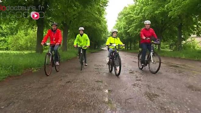 En ville, en salle ou dans l'eau, tous à vélo!