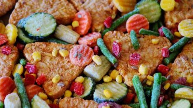 Listeria : rappel de légumes surgelés possiblement contaminés