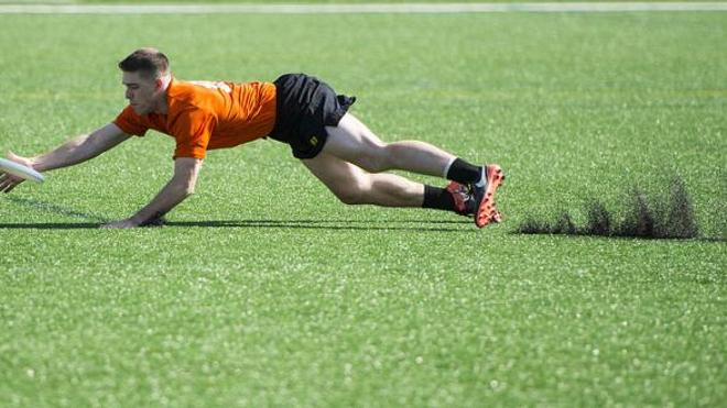 Les championnats du monde d'ultimate frisbee, qui devaient se tenir jusqu'au 4 août à Feurs, ont été annulés - Photo credit: West Point - The U.S. Military Academy on Visual Hunt