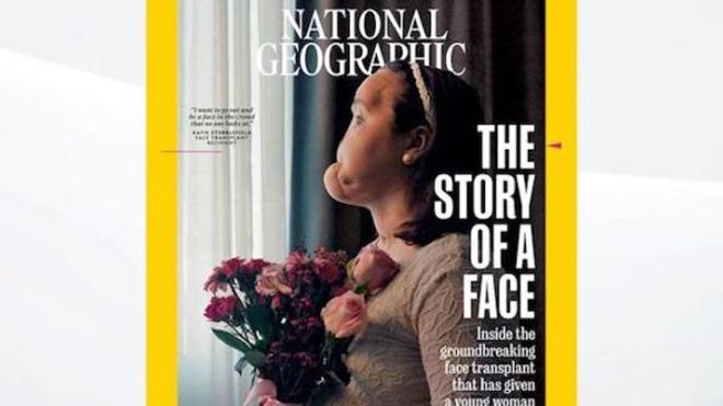 National Geographic consacre son numéro de septembre à l'histoire de la jeune Katie Stubblefield