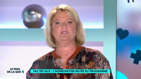 À Lille, l'homéopathie ne fera pas sa rentrée à la fac