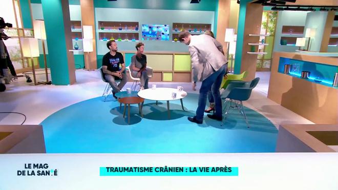 Entretien avec Marion Vernoux et Nicolas Duvauchelle