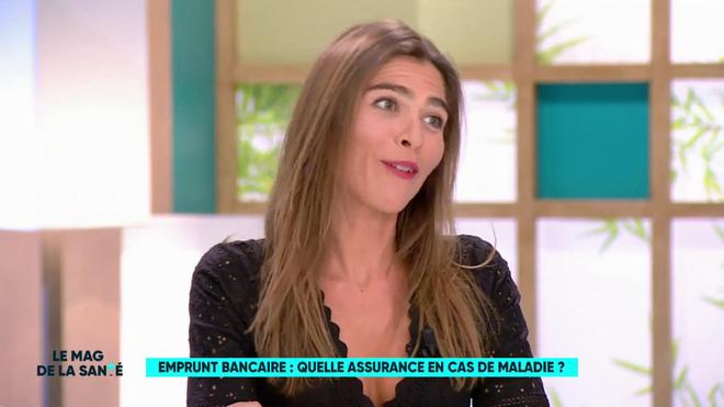 """""""Emprunt bancaire : quelle assurance en cas de maladie ?"""", chronique de Maroussia Renard du 18 septembre 2018"""