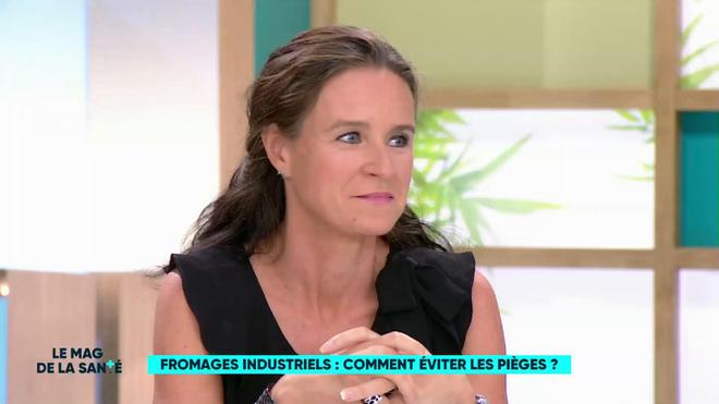 """""""Fromages industriels : comment éviter les pièges ?"""", chronique d'Angélique Houlbert du 21 septembre 2018"""