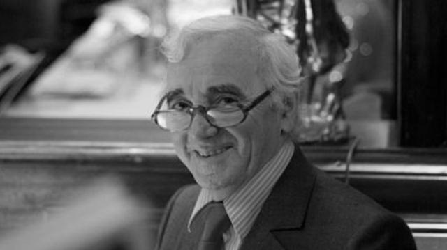 Mort Charles Aznavour, le dernier des géants de la chanson française