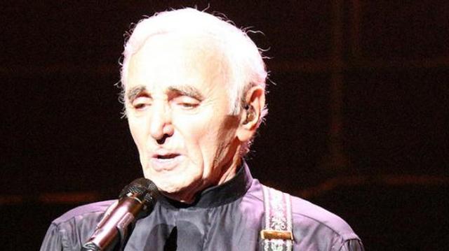 Charles Aznavour est décédé d'un oedème aigu pulmonaire