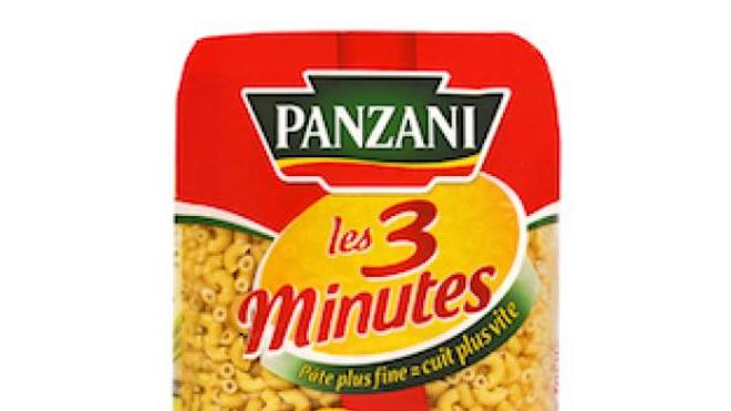 """Alimentation : rappel de pâtes Panzani et d'oeufs """"Les Poulettes"""""""