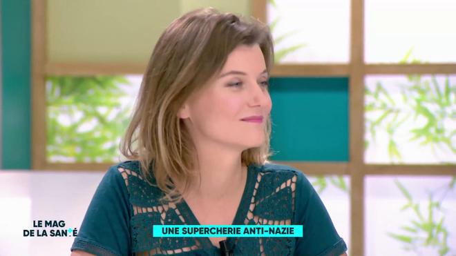 """""""Une supercherie anti-nazie"""", chronique de Claire Ricard, journaliste, du 9 octobre 2018"""