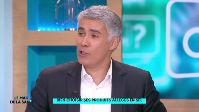 """""""Bien choisir ses produits allégés en sel"""", chronique d'Angélique Houlbert du 19 octobre 2018"""
