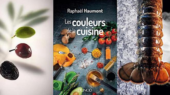 Un livre de cuisine haut en couleurs pour ravir vos papilles !