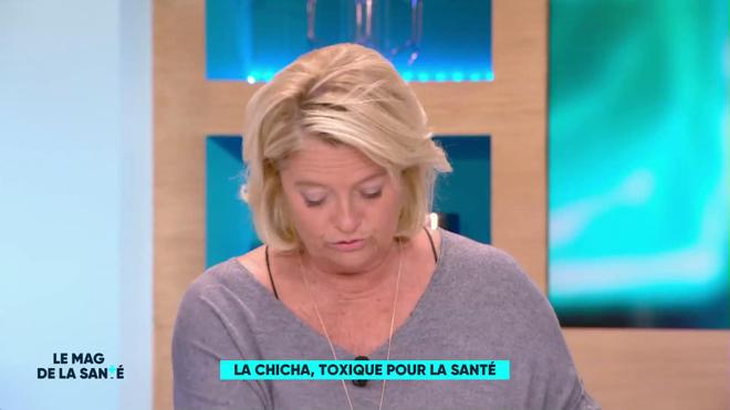 """""""La chicha, toxique pour la santé"""", chronique du Dr Alice Deschenau, psychiatre addictologue, du 29 octobre 2018"""
