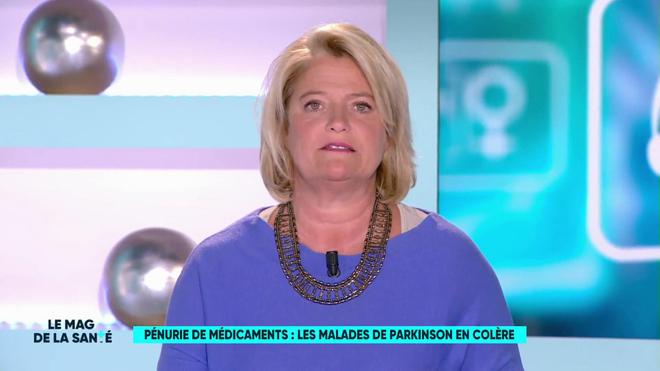 """""""Pénurie de médicaments : les malades de Parkinson en colère"""", entretien avec Florence Delamoye, directrice générale de l'Association France Parkinson"""