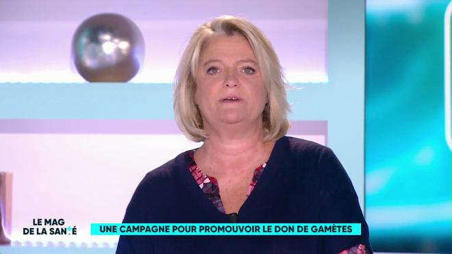 """""""Une campagne d'information pour promouvoir le don de gamètes"""", entretien avec le Dr Françoise Merlet, responsable de l'aide médicale à la procréation à l'Agence de la biomédecine"""