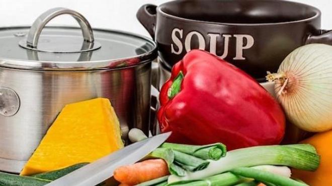 Avec un peu d'aide, préparer un plat équilibré n'est pas compliqué